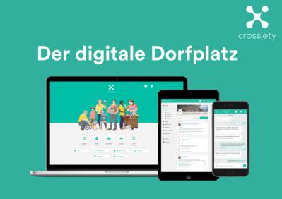 Der digitale Dorfplatz